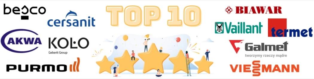 TOP 10 PRODUCENCI