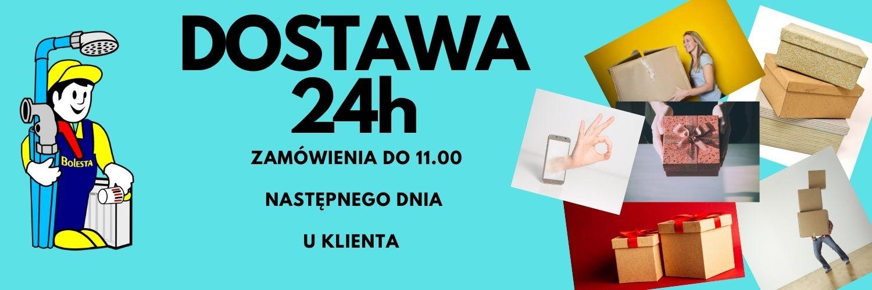 DOSTAWA 24h