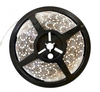 Taśma LED 5m barwa zimna 300smd wodoodporna