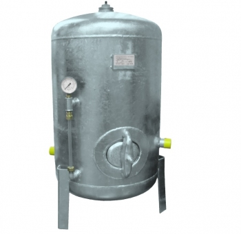 Zbiornik hydroforowy 500L ocynkowany 6bar z osprzętem