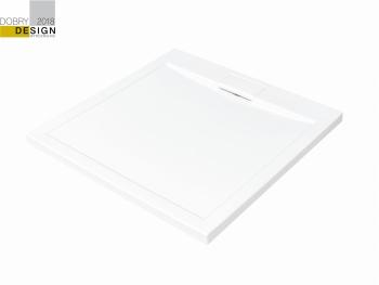 Brodzik kwadratowy 90 ultraslim AXIM Besco