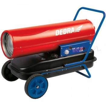 Nagrzewnica olejowa 20 kW z termostatem DEDRA