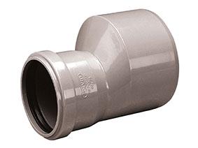 Redukcja PVC-U 110 na 50 Wavin