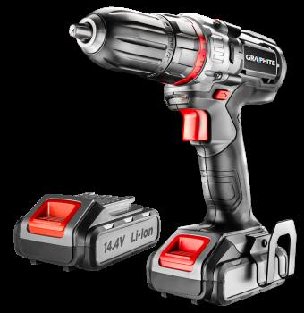 Wiertarko-wkrętarka akumulatorowa 14.4 V GRAPHITE 58G216