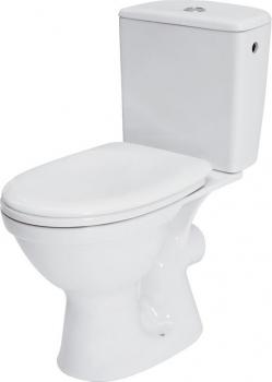 Kompakt WC MERIDA 3/6L poziomy K03-014 Cersanit