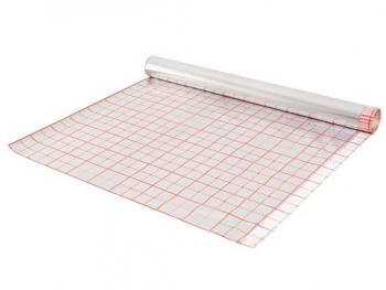 Folia aluminiowa do ogrzewania podłogowego