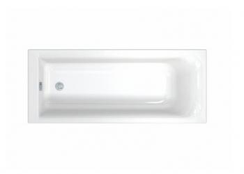Wanna prostokątna REKORD 140x70cm Koło XWP1640101