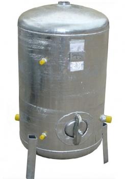 Zbiornik hydroforowy 200L ocynkowany z osprzętem