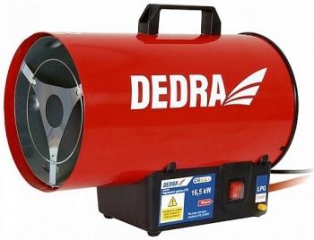 Nagrzewnica gazowa 16,5 kW DEDRA