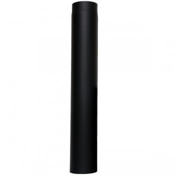 Rura kominkowa prosta Ø180, 1000 mm