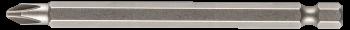 Bit krzyżakowy PH2 150mm GRAPHITE 55H996