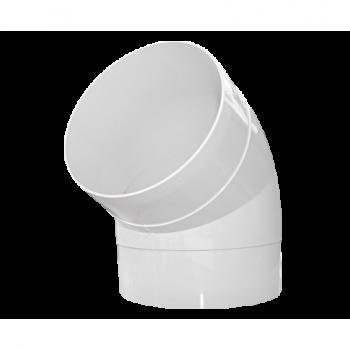 Kolano łącznikowe okrągłe D/KO Ø100/90° Dospel