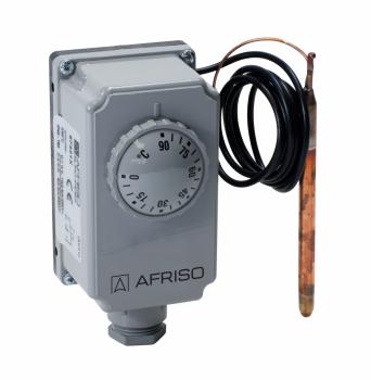 Termostat nastawny zewnętrzny TC2 0÷90°C AFRISO