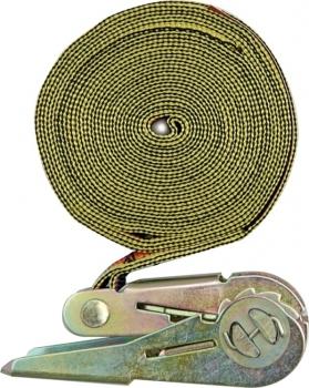 Taśma mocująca z klamrą 5m x 25mm VOREL