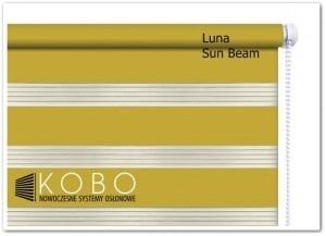 Roleta 'Dzień-Noc' 48x150cm Mini Luna KOBO