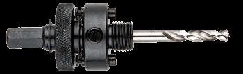 Adapter do otwornic bimetalowych 14-30 GRAPHITE 57H938