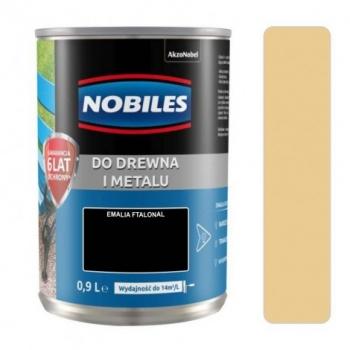 Farba Nobiles Ftalonal beżowa 0,9L