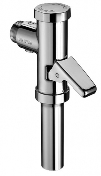 Spłuczka ciśnieniowa do WC SCHELL z dźwignią natynkowa