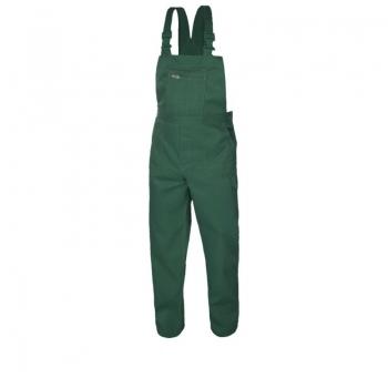 Spodnie ogrodniczki rozm.170/90 COMFORT zielone