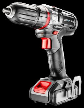 Wiertarko-wkrętarka akumulatorowa 14.4 V GRAPHITE 58G211