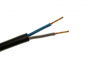 Przewód gumowy 2x1,5 H05RR-F (OW) 300/500V Elpar