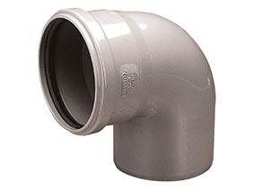 Kolano PVC-U 50/88 Wavin
