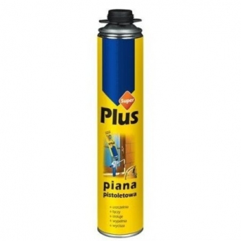 Pianka pistoletowa do montażu SUPER PLUS 750ml