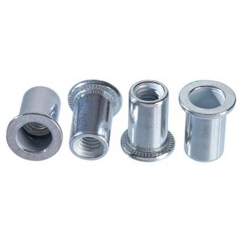 Nitonakrętki aluminiowe M6 TOPEX 43E126