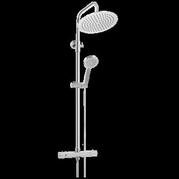 Deszczownia z baterią termostatyczną IMOLA EXE Invena