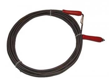 Sprężyna kanalizacyjna fi 10 mm o długości 5 m