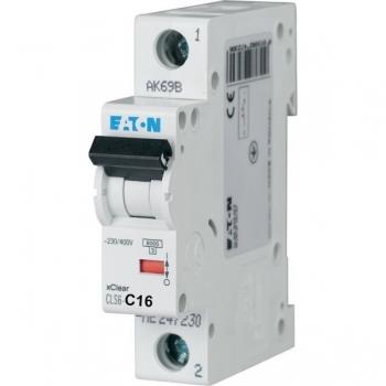 Wyłącznik nadprądowy CLS6-C16 EATON 1-biegunowy 270352