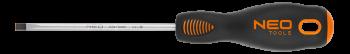 Wkrętak płaski 6,5x240 mm z końcówką magnetyczną NEO