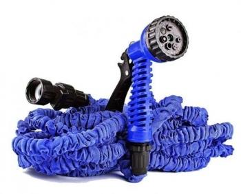 Wąż ogrodowy samozwijający 7,5m + pistolet