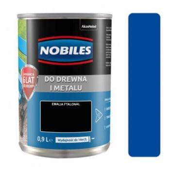 Farba Nobiles Ftalonal niebieska szafirowa 0,9L