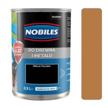 Farba Nobiles Ftalonal jasny orzech 0,9L