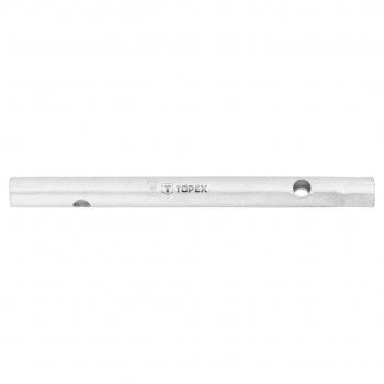 Klucz rurowy dwustronny 6x7 mm Topex 35D930