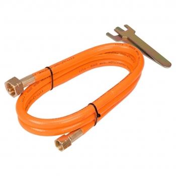 Wąż przyłączeniowy do gazu 5 m Topex 44E155