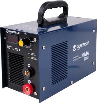 Spawarka inwerterowa  200A MMa iGBT POWER UP