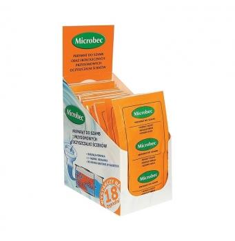 Tabletki do szamba MICROBEC saszetka 25g