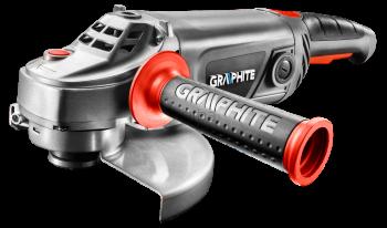 Szlifierka kątowa 2400W GRAPHITE 59G206