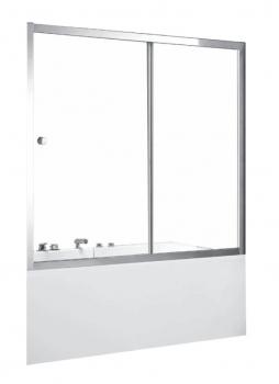 Kabino-wanna 170x150cm DUO SLIDE II Besco