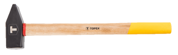 Młotek ślusarski 8 kg drewniany trzon TOPEX