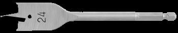Wiertło łopatkowe do drewna 10mm GRAPHITE 57H216