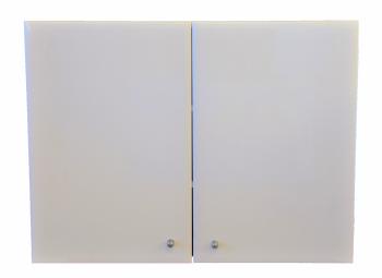 Szafka łazienkowa wisząca 80cm biała TOMEX