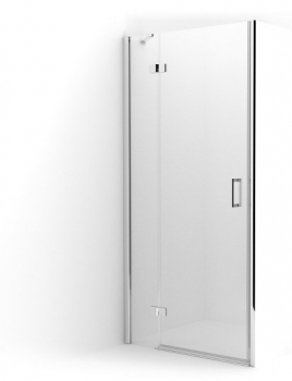 Drzwi prysznicowe lewe 100x195cm wahadłowe VIVA Besco