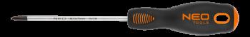 Wkrętak krzyżakowy PH1x205 mm z końcówką magnetyczną NEO