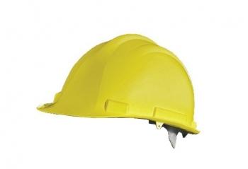Hełm, kask ochronny do pracy na wysokości