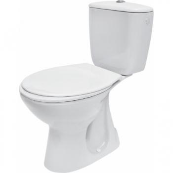 Kompakt WC PRESIDENT DU 3/6L pionowy K08-039 Cersanit