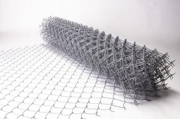 SIATKA ogrodz.ocynk 3mm wys.1,5/10mb/60x60 oczko