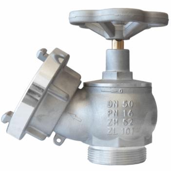 Zawór hydrantowy PN52 (2